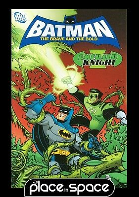 Batman Brave And The Bold Emerald Knight - Graphic Novel
