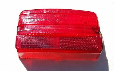 Vintage 1985 Puch Astro Daimler Moped Tail Lens NOS New ULO 257 Original Part