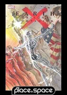 Earth X Trilogy Companion - Softcover