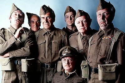 """Dads Army 10"""" x 8"""" Photograph no 18"""