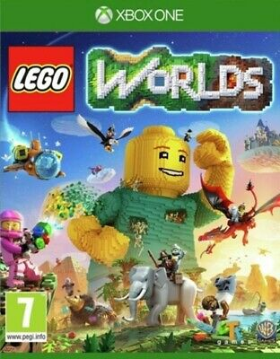 LEGO Worlds (Xbox One) PEGI 7+ Adventure Highly Rated eBay Seller, Great Prices