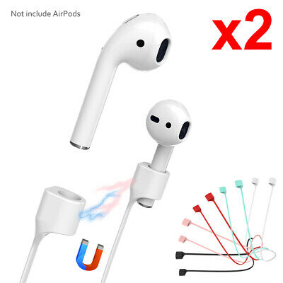 Apple AirPods Strap Anti-lost Airpods Magnetic Loop Strap String Rope Connector