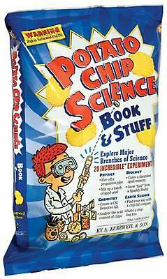 Potato Chip Science: 29 Incredible Experiments: Book and Stuff by Allen Kurzweil