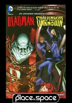 Dc Universe Presents Vol 01 Deadman Challengers - Softcover