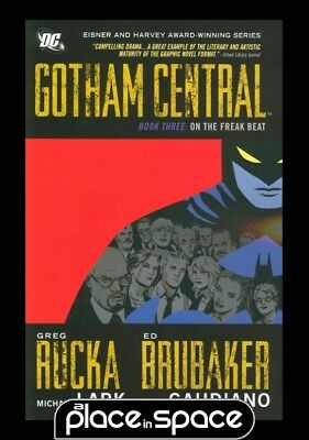 Gotham Central Book 03 On The Freak Beat - Graphic Novel