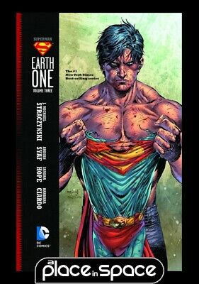 Superman Earth One Vol 03 - Softcover