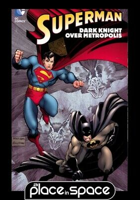 Superman Dark Knight Over Metropolis  - Softcover