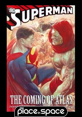 Superman The Coming Of Atlas  - Softcover