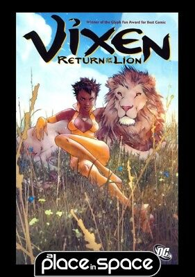 Vixen Return Of The Lion  - Softcover