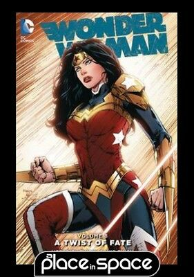 Wonder Woman Vol 08 Twist Of Fate - Softcover