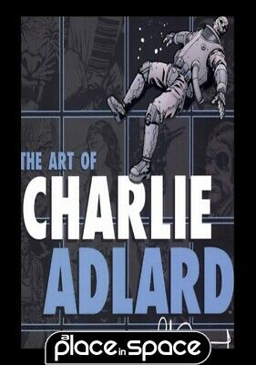 Art Of Charlie Adlard - Hardcover