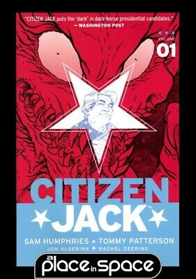 Citizen Jack  - Softcover