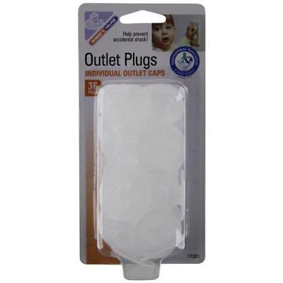 Mommy's Helper Outlet Plugs, 36 Count New