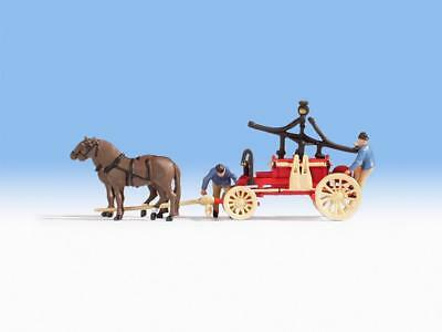 NOCH 16712 Fire Carriage H0 1:87