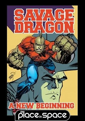Savage Dragon A New Beginning  - Softcover