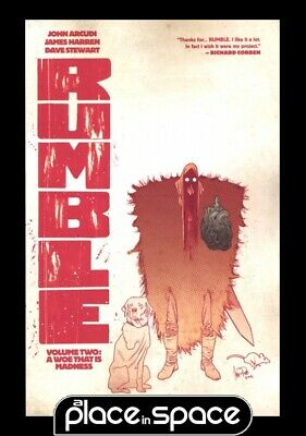 Rumble Vol 02 A Woe That Is Madness - Softcover