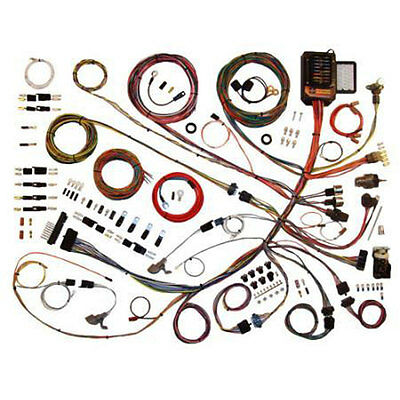 American Autowire 510260 F-100 Complete Wiring Harness Update 1961-66