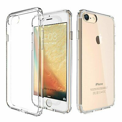 Slim Luxury Silicone Ultra-thin Back Case Cover For Apple iPhone 6 7 8 Plus