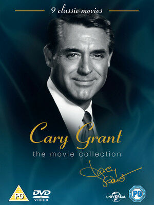 Cary Grant: The Movie Collection DVD (2017) Cary Grant, von Sternberg (DIR)