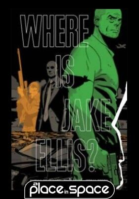 Where Is Jake Ellis  - Softcover