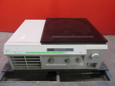 Sorvell RT 6000D Refridgerated Benchtop Centrifuge