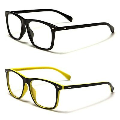 Retro Vintage Clear Lens Sweet Nerd-Style Glasses For Men And Women