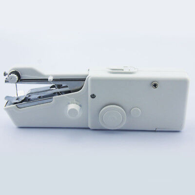 Travel Household Sewing Machine Portable Mini Stitch Hand Held Handheld Electric