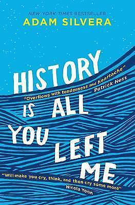 History Is All You Left Me / Adam Silvera9781471146183