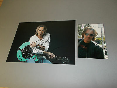 Rick Springfield signed signiert autograph Autogramm auf 20x28 Foto in person