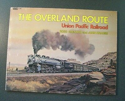 up union pacific railroad the overland route grenard krause rh picclick com Switch Car Gcor Test