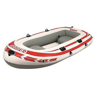 Jilong Cruiser 3000 Set - inflatable rowing boat, including paddle and pump, wit