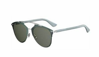 74fa73b0116 New Christian Dior REFLECTED S 1RO 5L Green Light Blue Grey Green Sunglasses