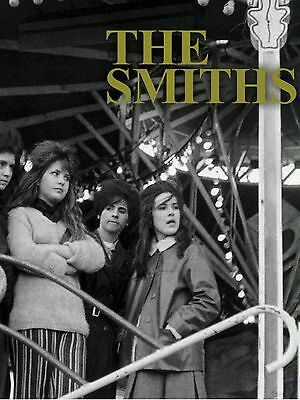 """The Smiths COMPLETE 16"""" x 12"""" Photo Repro Promo  Poster"""
