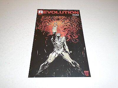 Rom Revolution 1 REGULAR COVER (IDW Comics) Sep 2016