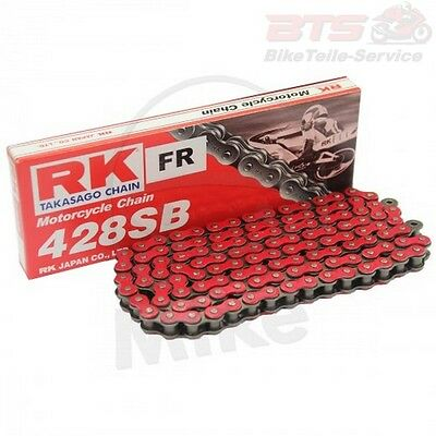 RK Standardkette RT428SB/136 Kette offen + Clipschloss Beta-RR,Motard