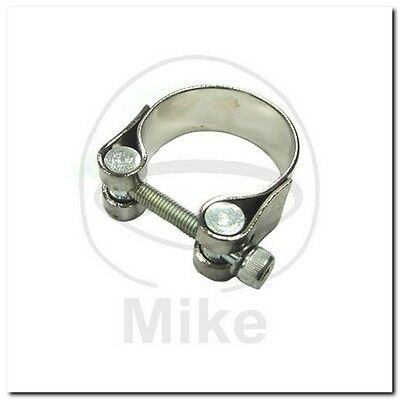 Schelle chrom JMP 38MM exhaust clamp bc180005 Honda-CA,CB,Rebel,Rebel 80 km/h,JC
