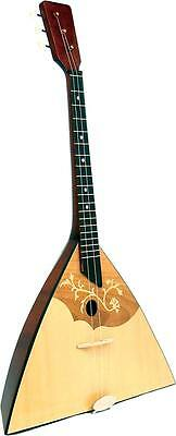 Atlas BALALAIKA, Prima Model. Romanian made, solid pine top. From Hobgoblin