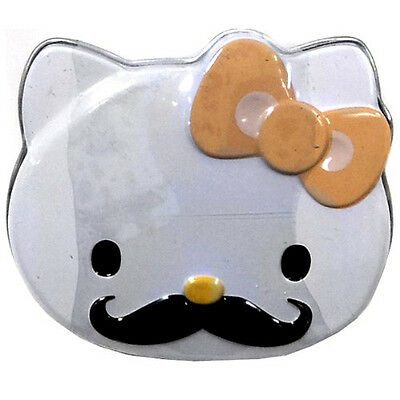 Boston America - Sweet 'Staches Tin - HELLO KITTY 'STACHES - New Novelty Candy