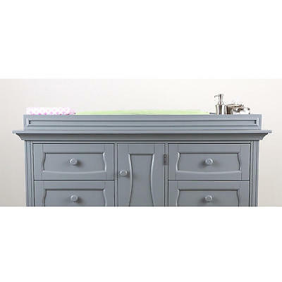 New Eco Chic Baby Dorchester Changing Topper - Moon Gray Model:24173408