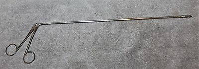 Vintage Medical Operation Forceps Tool Germany 15""