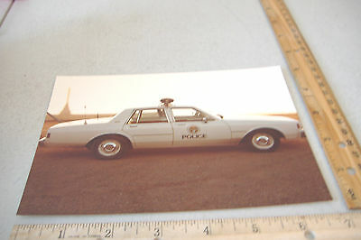"~CITY OF SOMERTON POLICE CAR ~ARIZONA POLICE PHOTO~5"" x 7""~4~"