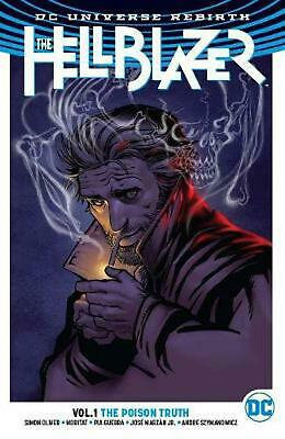 Hellblazer TP Vol 1 The Poison Truth (Rebirth) by Simon Oliver Paperback Book Fr