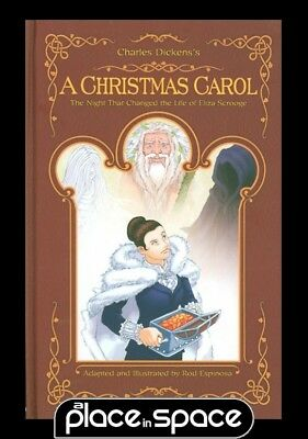 Christmas Carol Night That Changed Elizarooge - Hardcover