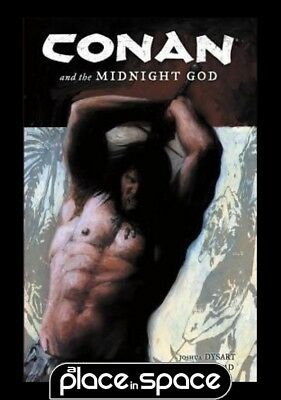 Conan And The Midnight God - Graphic Novel