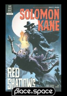 Solomon Kane Vol 03 Red Shadows - Softcover