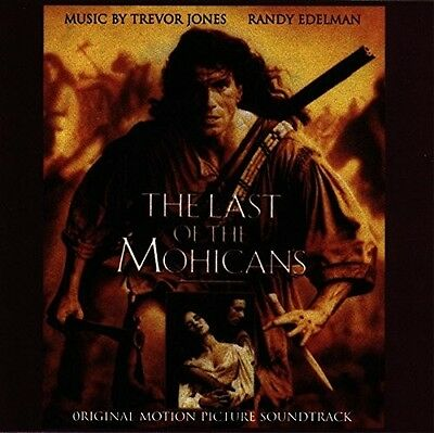 The Last Of The Mohicans 2 Vinyl Lp Neu
