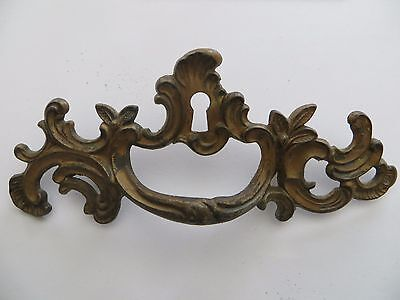 Vintage Dresser Drawer Pull Knob French Provincial Furniture Dresser Hardware