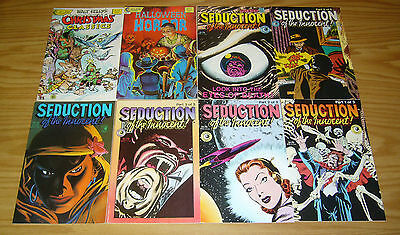 Seduction of the Innocent #1-10 VF/NM complete series + 3-D #1-2 dave stevens
