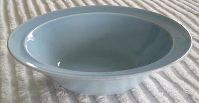 "Taylor Smith and Taylor LuRay Pastels8.75"" Windsor Blue Bowl"