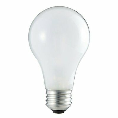 KRYPTON 60w Incandescent 130V LIGHT BULB DC19 replaces A19 inside frost 60A19